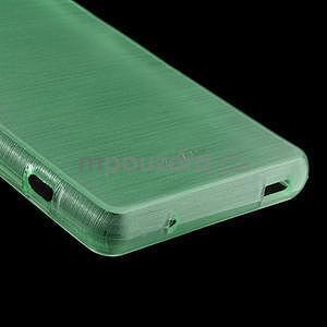 Broušený obal na Sony Xperia Z3 Compact D5803 - azurový - 5