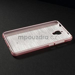 Broušený kryt na Xiaomi 4 MI4 - růžový - 5