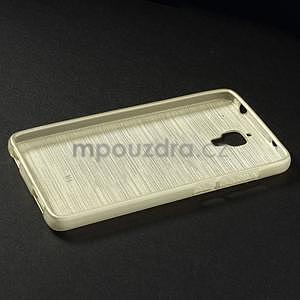 Broušený kryt na Xiaomi 4 MI4 - zlatý - 5