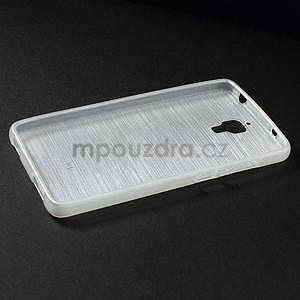 Broušený kryt na Xiaomi 4 MI4 - bílý - 5