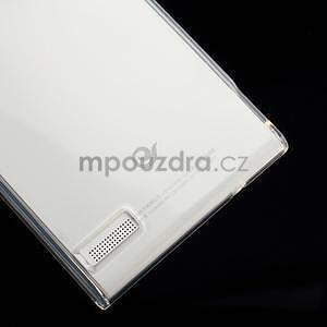 Gelové pouzdro na Huawei Ascend P6 - transparentní - 5