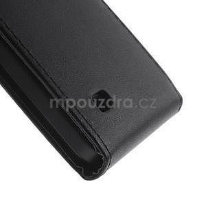 PU kožené flipové pouzdro na Huawei Ascend Y550 - 5
