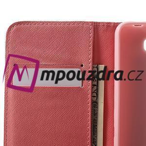 Emotive peněženkové pouzdro na Huawei Y5 II - sovičky - 5