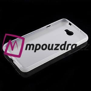Matný gelový obal na telefon Huawei Y5 II - bílý - 5