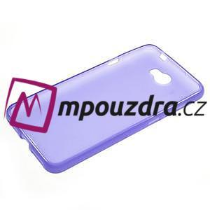 Matný gelový obal na telefon Huawei Y5 II - fialový - 5