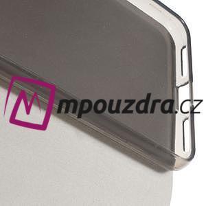 Horse PU kožené pouzdro na mobil Huawei Y5 II - hnědé - 5