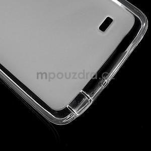 Matný gelový obal na Huawei Ascend G620s - 5