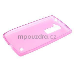 Matný gelový kryt na LG G4c H525n - rose - 5