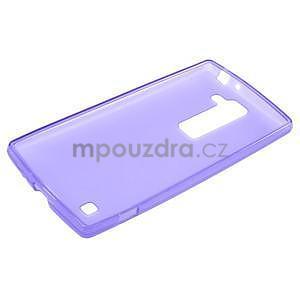 Matný gelový kryt na LG G4c H525n - fialový - 5