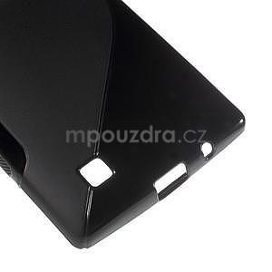 Černý gelový obal S-line na LG G4c H525n - 5