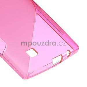Rose gelový obal S-line na LG G4c H525n - 5