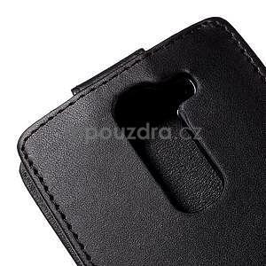 Černé flipové pouzdro na LG G4c H525n - 5