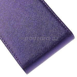 Flipové pouzdro na Samsung Galaxy J5 - fialové - 5