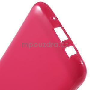Rose gelový kryt pro Samsung Galaxy J5 - 5