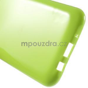Zelený gelový kryt pro Samsung Galaxy J5 - 5