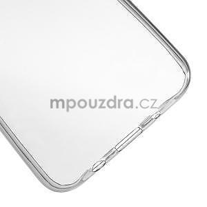 Ultra tenký slim gelový obal pro Samsung Galaxy J5 - šedý - 5