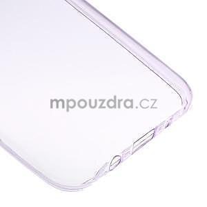 Ultra tenký slim gelový obal pro Samsung Galaxy J5 - fialový - 5