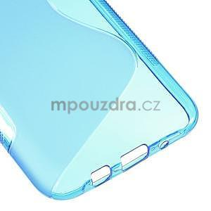 S-line gelový kryt na Samsung Galaxy J5 - modrý - 5