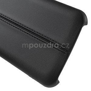 Gelový kryt se švy na Samsung Galaxy J5 - černý - 5