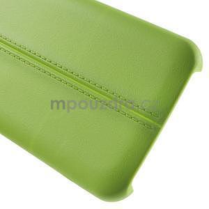 Gelový kryt se švy na Samsung Galaxy J5 - zelený - 5