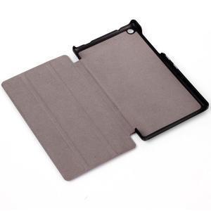 Polohovatelné pouzdro na tablet Lenovo Tab 2 A7-30 - fialové - 5