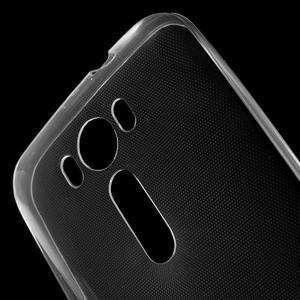 Ultratenký slim obal na Asus Zenfone 2 Laser - transparentní - 5