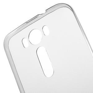 Ultratenký slim obal na Asus Zenfone 2 Laser - šedý - 5