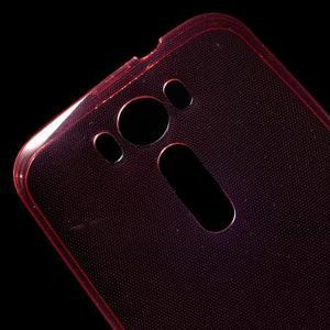 Ultratenký slim obal na Asus Zenfone 2 Laser - červený - 5