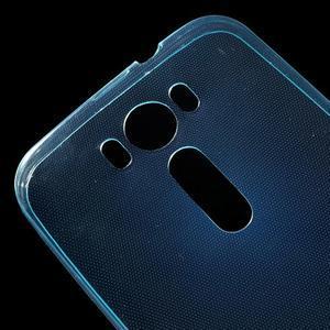 Ultratenký slim obal na Asus Zenfone 2 Laser - světle modrý - 5