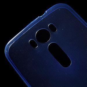Ultratenký slim obal na Asus Zenfone 2 Laser - modrý - 5