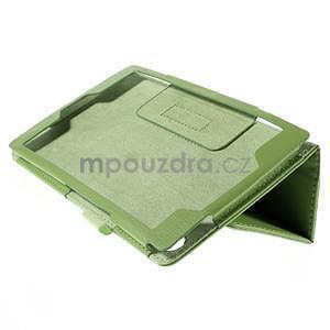 Koženkové pouzdro na tablet Asus ZenPad 7.0 Z370CG - zelené - 5
