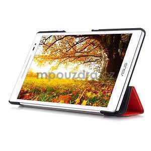 Třípolohové pouzdro na tablet Asus ZenPad 8.0 Z380C - oranžové - 5