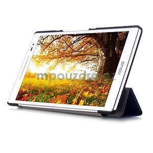 Třípolohové pouzdro na tablet Asus ZenPad 8.0 Z380C - tmavěmodré - 5