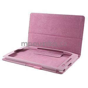 Safety polohovatelné pouzdro na tablet Asus ZenPad 8.0 Z380C - růžové - 5