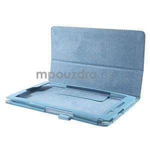 Safety polohovatelné pouzdro na tablet Asus ZenPad 8.0 Z380C - světlemodré - 5