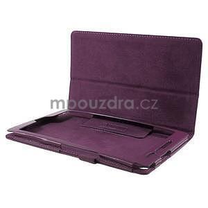 Safety polohovatelné pouzdro na tablet Asus ZenPad 8.0 Z380C - fialové - 5