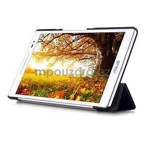 Třípolohové pouzdro na tablet Asus ZenPad 8.0 Z380C - černé - 5