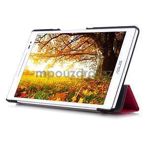 Třípolohové pouzdro na tablet Asus ZenPad 8.0 Z380C - rose - 5