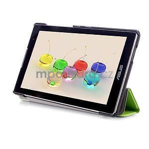 Trifold pouzdro na tablet Asus ZenPad C 7.0 Z170MG - zelené - 5
