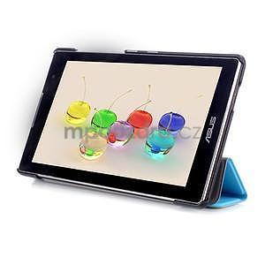 Trifold pouzdro na tablet Asus ZenPad C 7.0 Z170MG - světlemodré - 5