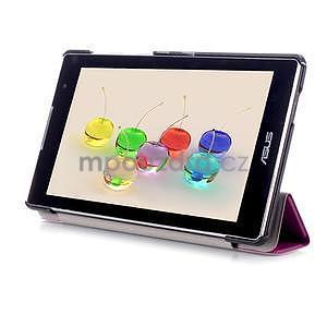 Trifold puzdro na tablet Asus ZenPad C 7.0 Z170MG - fialové - 5