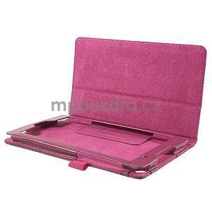 Safety koženkové pouzdro na Asus ZenPad C 7.0 Z170MG - rose - 5