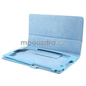 Safety koženkové pouzdro na Asus ZenPad C 7.0 Z170MG - světlemodré - 5