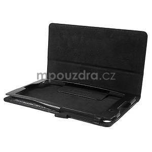 Safety koženkové pouzdro na Asus ZenPad C 7.0 Z170MG - černé - 5