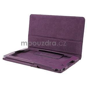 Safety koženkové pouzdro na Asus ZenPad C 7.0 Z170MG - fialové - 5