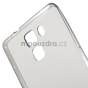 Ultra tenký obal na Huawei Honor 7 - šedý - 5