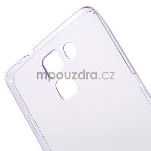 Ultra tenký obal na Huawei Honor 7 - fialový - 5
