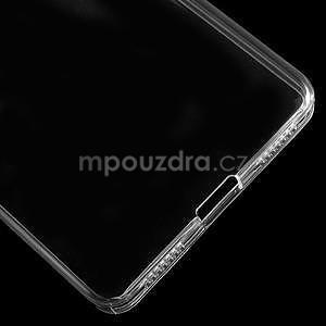 Transparentní gelový obal na telefon Honor 7 - transparentní - 5
