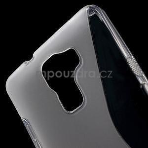 Transparentní gelový kryt S-line na Huawei Honor 7 - 5