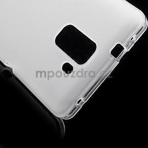 Bílé gelové pouzdro na mobil Honor 7 - 5